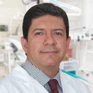 Dr. Jorge Carrasco in Cancun
