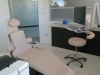 Clean and high-tech dental surgery room in Mexico