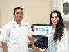 Dr. Parra and Dr. Ever at Parra Implant Center in Los Algodones