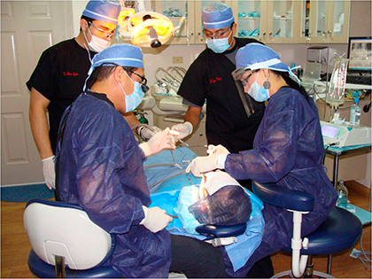 Sedation dentistry in Mexico