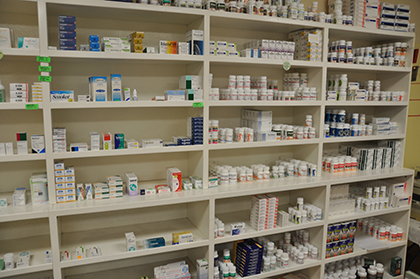 After your dental work, you can stop by the pharmacy in Mexico for discount prescription meds.