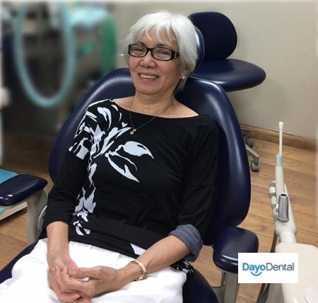 Denture Implant surgery in Los Algodones, Mexico
