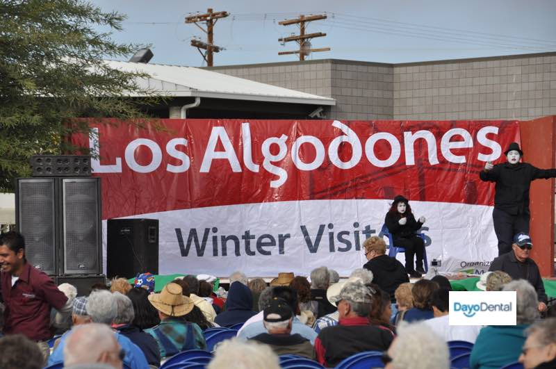 Snowbirds visit Los Algodones during the nice weather time to get dental work in Molar City