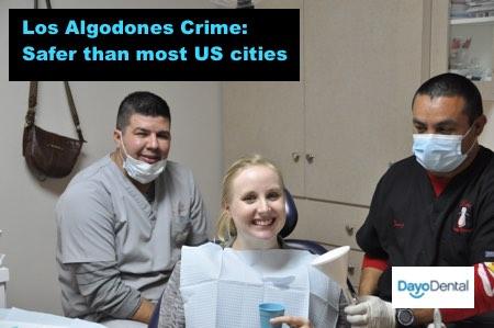 Los Algodones Crime - Is Molar City Mexico Safe?