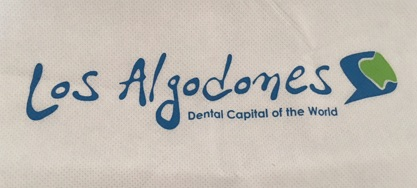 Los Algodones is also knows as the dental capital of the world