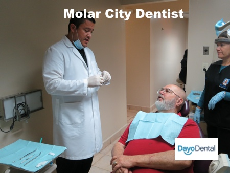 Molar City Dentist in Mexico that speaks good English fluently.