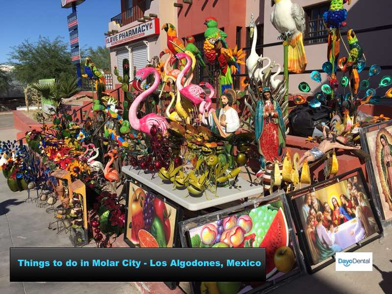 Shopping in Los Algodones, Mexico, Things to do in Molar City