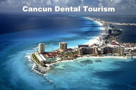 Cancun is the top place for dental tourism